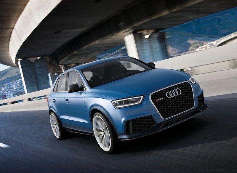 Audi RS Q3 Pictures