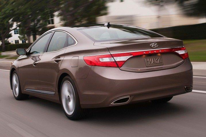 Hyundai Azera Pictures