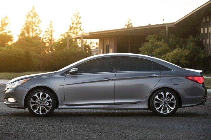 Hyundai Sonata Pictures
