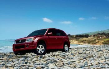 2014 Suzuki Grand Vitara pictures