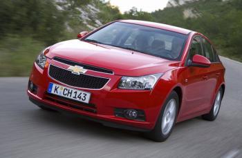 2014 Chevrolet Cruze pictures