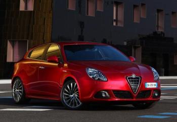 2014 Alfa Romeo Giulietta pictures