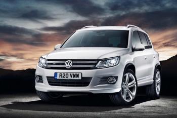 2014 Volkswagen Tiguan pictures