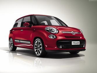 2014 Fiat 500L pictures