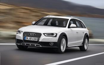 2014 Audi A4 allroad quattro pictures