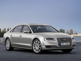 2014 Audi A8 L pictures