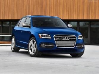 2014 Audi SQ5 pictures