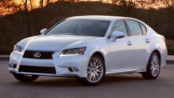 2014 Lexus GS pictures