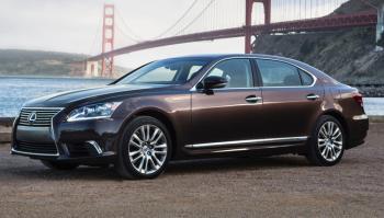 2014 Lexus LS pictures
