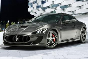 2014 Maserati GranTurismo pictures