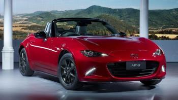 2014 Mazda MX5 pictures