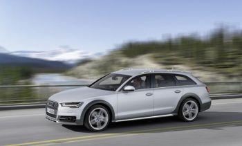 2014 Audi A6 allroad quattro pictures