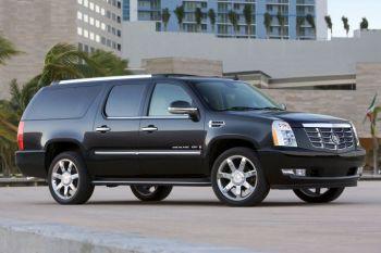 2014 Cadillac Escalade ESV pictures