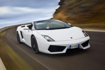 2014 Lamborghini Gallardo pictures