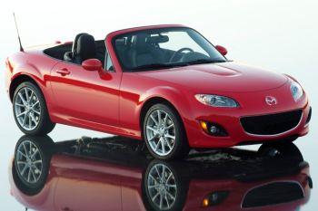2014 Mazda MX-5 Miata pictures