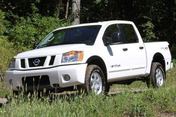 2014 Nissan Titan pictures