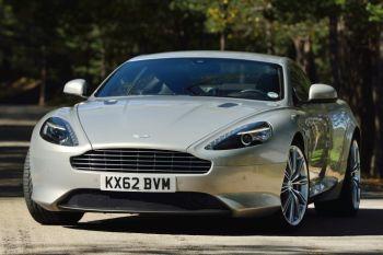 2014 Aston Martin DB9 Pictures