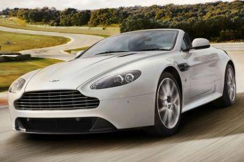 2014 Aston Martin V8 Vantage pictures