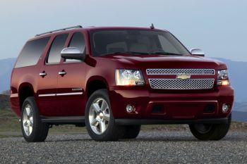 2014 Chevrolet Suburban pictures