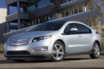 2014 Chevrolet Volt pictures