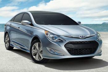 2014 Hyundai Sonata Hybrid pictures