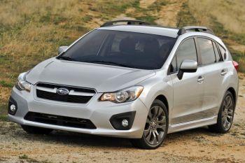 2014 Subaru Impreza pictures