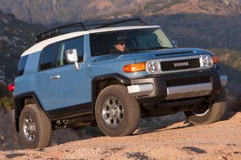 2014 Toyota FJ Cruiser pictures
