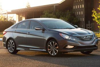 2014 Hyundai Sonata pictures