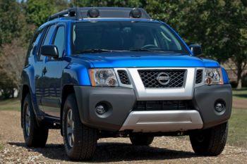 2014 Nissan Xterra pictures