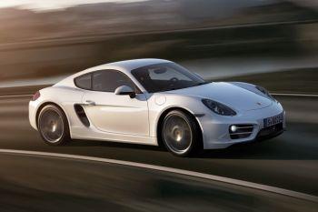 2014 Porsche Cayman pictures