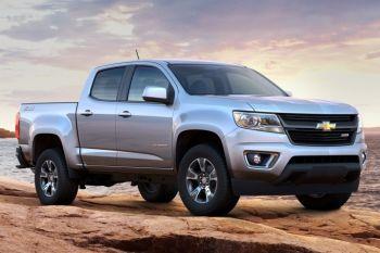 2014 Chevrolet Colorado pictures