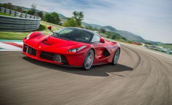 2014 Ferrari LaFerrari pictures